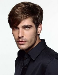 Short Haircuts for Men with Thick Hair 2014