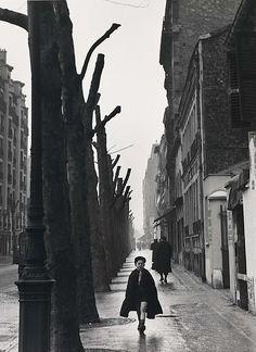 Todd Webb - Rue Chatillon, Paris, 1949