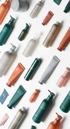 Ayunche Brand Refreshment / Amos Professional, 2021 / Deigned by Jiyoun Kim Studio™ - Jiyoun Kim, Hannah Lee, Dokyoung Lee / www.jiyounkim.com Hannah Lee, Design