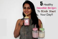 Healthy Smoothie recipes for summers to kickstart your day. Tried, tested and approved by my kids. Easy to make and absolutely yummy. Smoothie Recipes For Kids, Smoothies For Kids, Fruit Smoothies, Healthy Smoothies, Fussy Eaters, Kids Meals, Day, Toddler Smoothie Recipes, Kid Friendly Smoothies