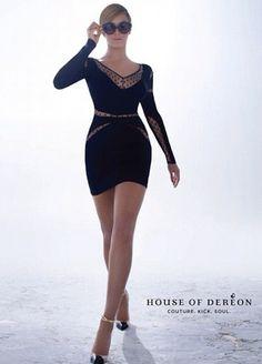 Beyonce Models House Of Dereons Winter Lookbook (PHOTOS) | Global Grind
