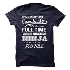 Communications Coordinator Only Because Freaking Awesome Is Not An Is Not An…
