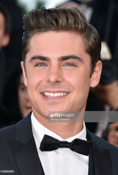 Actor Zac Efron attends 'The Paperboy' Premiere during Annual. Actor Zac Efron attends 'The Paperboy' Premiere during Annual Cannes Film Festival at Palais des Festivals on May 2012 in Cannes, France. Hot Hollywood Actors, Hollywood Stars, Zach Effron, Zac Efron Baywatch, Cute Celebrities, Celebs, The Paperboy, Zac Efron And Vanessa, Palais Des Festivals