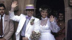 February 14: Today in 1984, Elton John married recording engineer Renate Blauer in Sydney, Australia