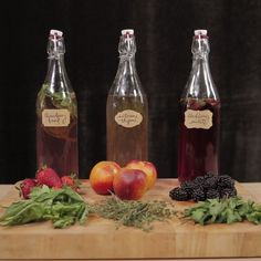 Simple Syrup Recipes