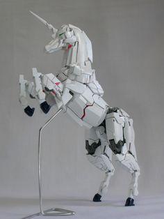 Real Unicorn Gundam