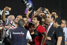 Egypt fans retain hopes of Salah World Cup glory Mo Salah, Mohamed Salah, World Cup, Liverpool, Egypt, Football, Entertaining, Concert, Sports