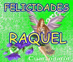 """FELICIDADES A TODAS LAS """"RAQUEL"""" QUE PASEÍ UN BUEN DÍA.  https://www.cuarzotarot.es/   #felizmiercoles #Raquel"""