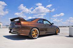 Nissan Skyline - Edler Racer aus dem Land der aufgehenden Sonne  http://www.autotuning.de/nissan-skyline-edler-racer-aus-dem-land-der-aufgehenden-sonne/ GT-R, Nismo, Nissan Skyline
