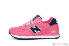 New Balance WL574POP (Blush Pink)