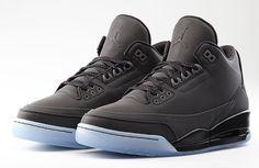 "Air Jordan 5LAB3 ""Black"" (Official Photos) | KicksOnFire.com"