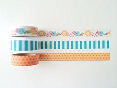 Garden - Washi Tape Set