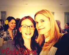 Kate and Stephanie March