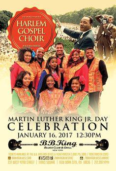 Harlem Gospel Choir MLK Day (1.16.17)