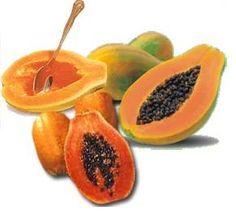 Mamão Anão Do Amazonas Papaya - Sementes Frutas Para Mudas - R$ 9,99