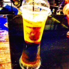 Fresh fredo espresso!! Ice coffee!! #fredo#relaxncoffee#icecoffe