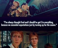 | 28 Reasons Fred And George Are The Best Characters In The Harry Potter Series