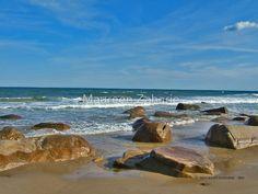 Quonochontaug Rhode Island Central Beach