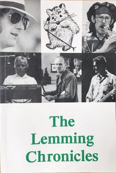 RARE -The Lemming Chronicles - by David Shaw-Parker #Textbook