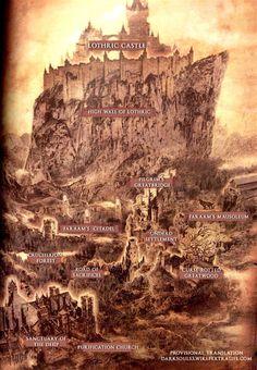 Image result for dark souls undead burg map | Dark Souls Maps ...