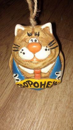 Фото кота с колокольчиков