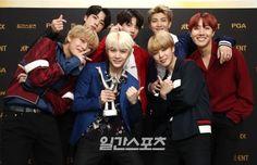 (180111) BTS at Golden Disc Awards