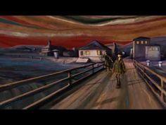 """""""El Grito"""" de Edvard Munch animado con música de Pink Floyd - Eleanor Rigby - Cultura Colectiva"""