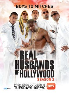 Real Husbands of Hollywood Season 2: From Boys to Mitches