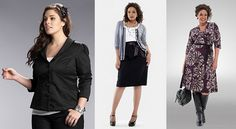 Plus Size Career Wear For Women