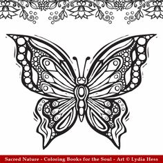 Butterflies Coloring Pages for Adults Luxury the Red Hot Adult Coloring Book Trend Reaches Religion and – Coloring Pages Collection Free Adult Coloring, Adult Coloring Book Pages, Coloring Pages To Print, Colouring Pages, Printable Coloring Pages, Coloring Books, Butterfly Coloring Page, Butterfly Drawing, Butterfly Pattern