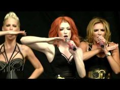 Girls Aloud - Call The Shots (Live at V Festival, 2008)