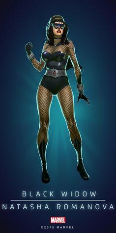 Black Widow Original Poster-01