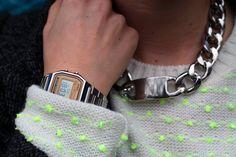 Merci à Justine pour les belles photos ! www.lesnoeudsdejustine.com  Casio Vintage sur Monting.fr : http://www.monting.fr/montre-casio-a-158wea-9ef-mo4887.php