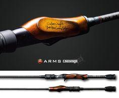 Megabass Arms Challenge - Cannes à pêche / Matériel de pêche - Achigan.net