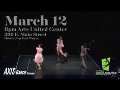 AXIS Dance Company Performance - Fort Wayne Dance Collective