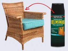 How To Weatherproof Furniture. Wicker FurnitureFurniture RefinishingDiy ...