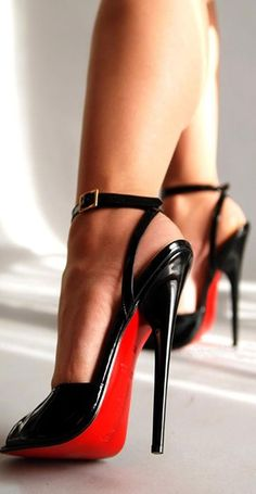 Fabulous Louboutin Heels ♥ #christianlouboutinoutfits