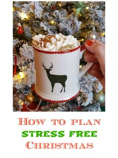 Reinvent the way you handle stress (and mess) just in time to have blissful and happy Christmas!