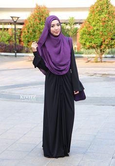 KIVITZ: Tafida Dress