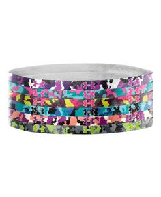 Under Armour Women's UA Graphic Mini Headbands One Size Fits All STROBE:Amazon:Sports & Outdoors
