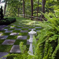 :: Can You Come Home ::: Wonderland Garden Inspiration