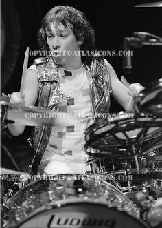 Alex Van Halen, Eddie Van Halen, You Really Got Me, Ludwig Drums, 80s Rock, I Love Music, Drummers, Rock And Roll, Musicians