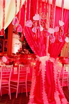 Valentine's day wedding   @Florabellaweds