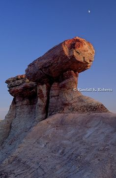 Blue Mesa National Park Arizona