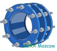 Узел предназначен для быстрого и удобного монтажа и демонтажа любой фланцевой арматуры от DN100. Демонтажная вставка IDRA тип DJ поставляется в Россию в размерном ряде DN100 - DN1200 (большие диаметры поставляются на заказ) на давление PN10 (наличие демонтажных вставок на давление PN16 уточняйте у менеджеров). Корпус выполнен из чугуна GGG50, фланцы соответствуют ГОСТ 33259-2015, уплотнение - EPDM.