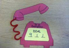 Emergency / fire station craft
