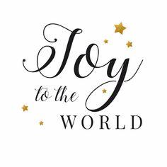Zakelijke kerstkaart Joy, verkrijgbaar bij #kaartje2go