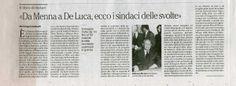 """""""Immagina Salerno"""" - rassegna stampa #salerno #ilmattino #storialocale"""