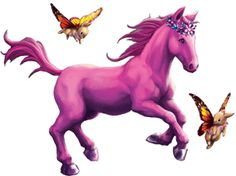 Bella Sara horses