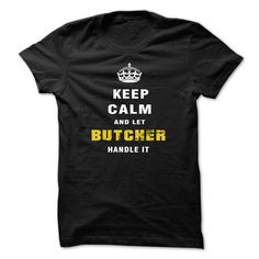 Cool and Awesome BUTCHER Handle it Shirt Hoodie